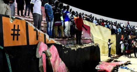 Stampede leave eight dead in Senegal soccer stadium