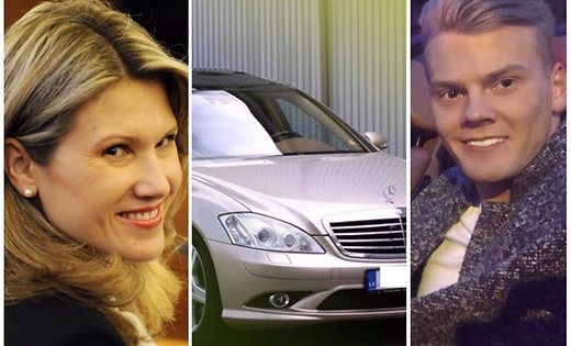 Jaunais uzņēmējs Raspopovs piedāvā nomāt bijušo Ineses Šleseres limuzīnu