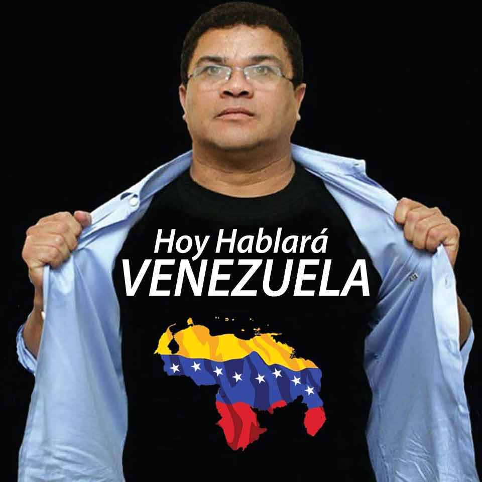 Jodedores! Hoy hablará #VENEZUELA #MiGente #16j https://t.co/GMod49RbZl