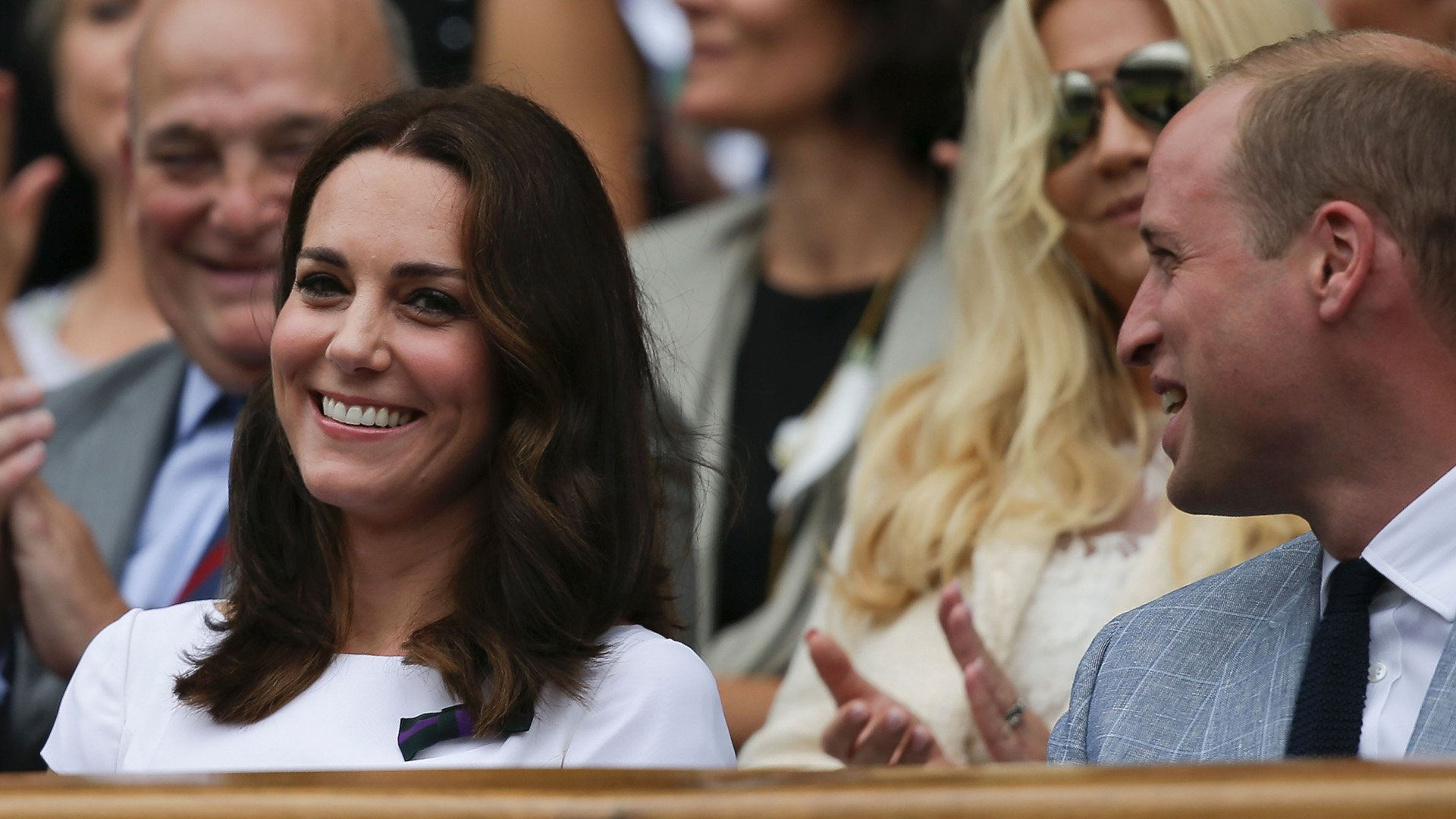 Wonderful having HRH Duke and Duchess of Cambridge at the #Wimbledon final! �� More: https://t.co/SG3JHhHp2A  #ATP https://t.co/ao7zTZAgZl