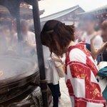 えとたまのキーイヌコンビで頭を良くしようと試みる。 #えとたま #浅草寺