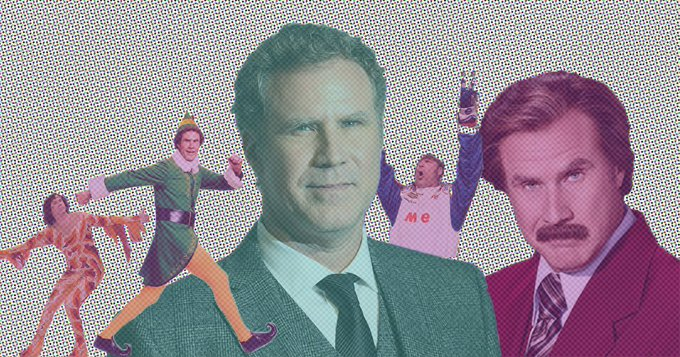 Happy Birthday Will Ferrell! You have made us laugh until we cried. What s your favorite movie of his?