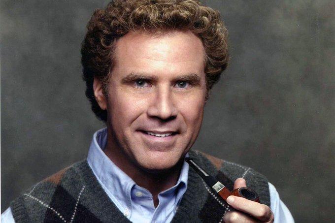Happy Birthday, Will Ferrell! (Anchorman, Elf)