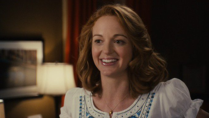 New happy birthday shot What movie is it? 5 min to answer! (5 points) [Jayma Mays, 38]