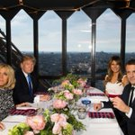 Did a French charm offensive soften Trump's stance on climate change?