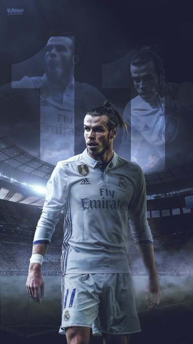 Happy 28th birthday Gareth Bale!