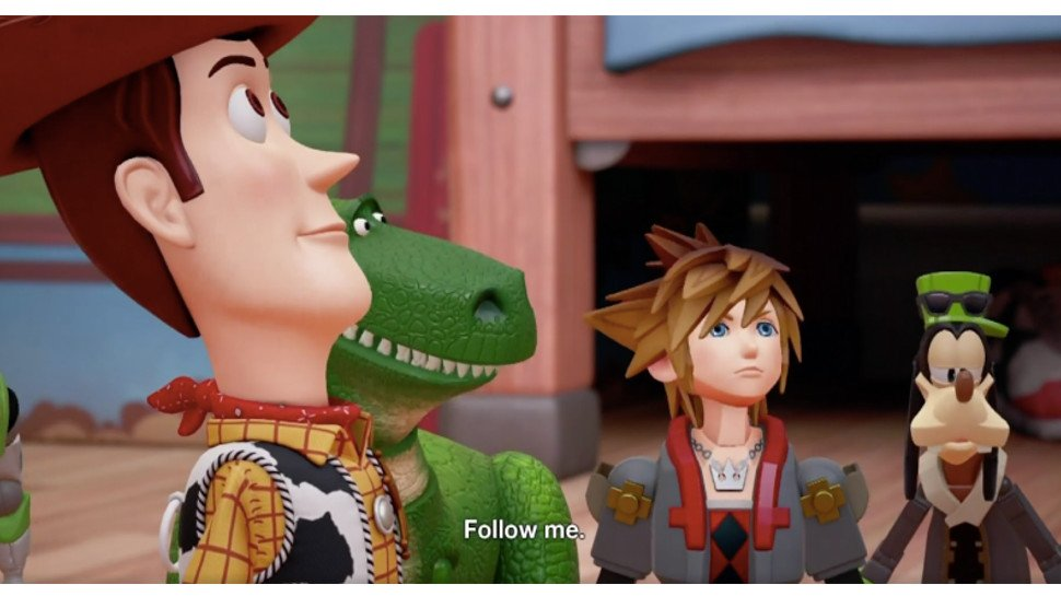 #KingdomHeartsIII takes its first step into #Pixar with a Toy Story-themed world: https://t.co/hzxniwD688 https://t.co/2xwZHuRwIH