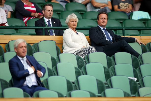 5 politicians who thoroughly enjoyed the hospitality at Wimbledon https://t.co/70AqIc0KIP https://t.co/72fgj5kM3P