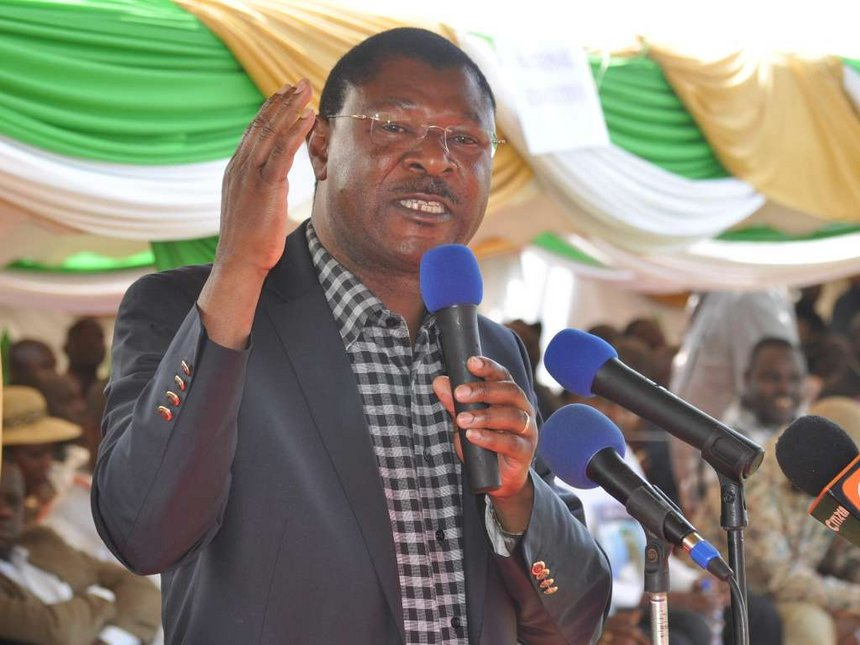 Stop forcing ODM candidates to step down for Ford-K, Wetang'ula told
