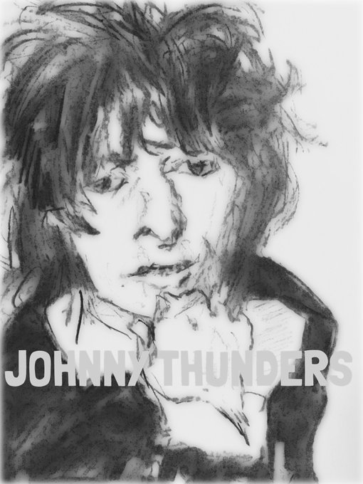 (^ ^) collection 89 JOHNNY THUNDERS.HAPPY BIRTHDAY