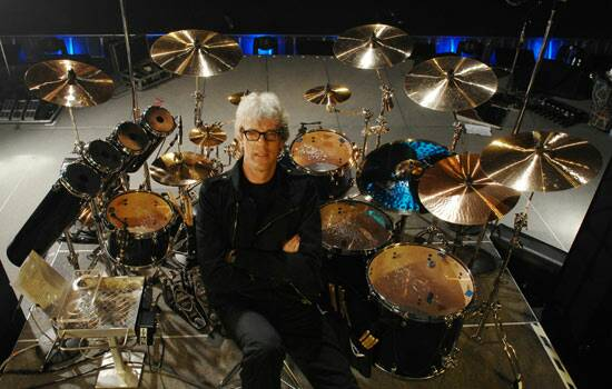 Happy birthday to Stewart Copeland!