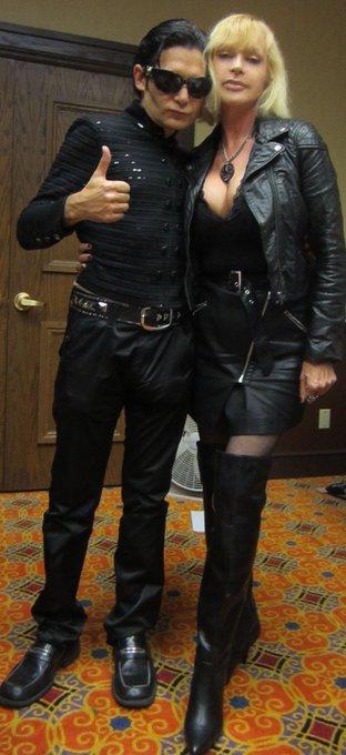 HAPPY BIRTHDAY Corey Feldman&much love Corey&I of The Dead Show Minneapolis