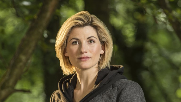 "New #DoctorWho Star Jodie Whittaker: Don't Be 'Scared By My Gender"" https://t.co/Ez7AIPXHTD https://t.co/4bjM49K0MX"