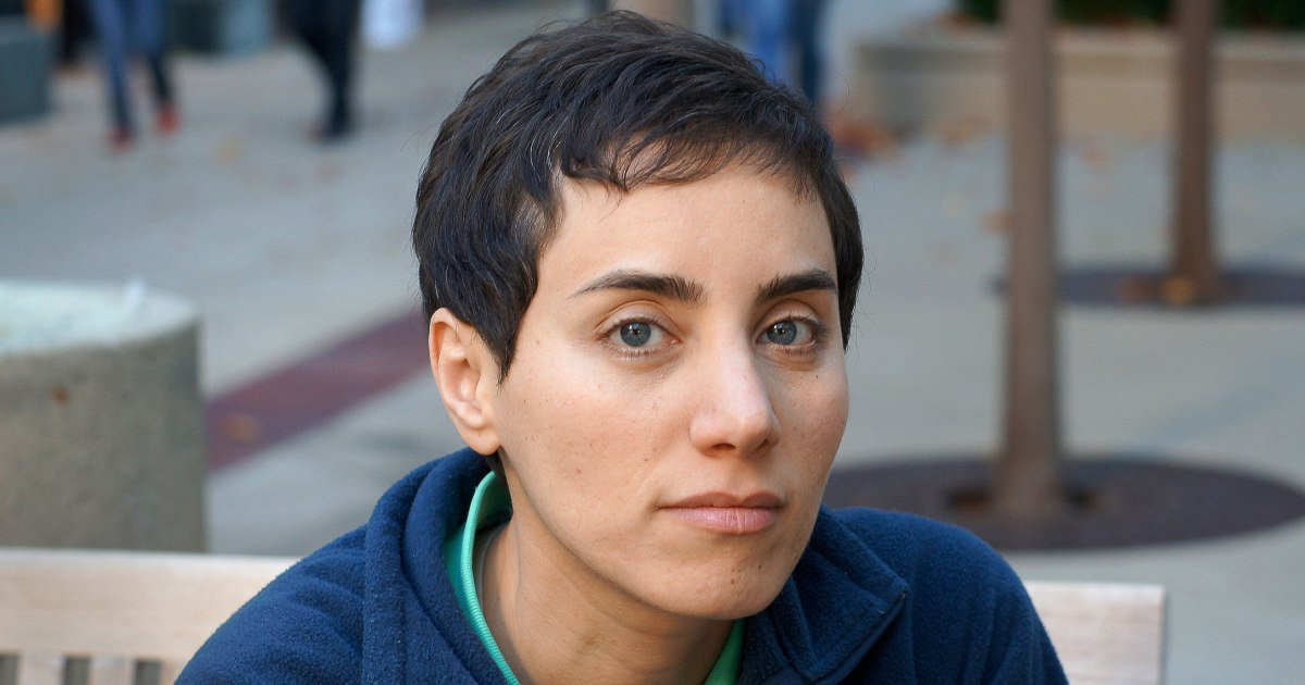 Maryam Mirzakhani, First Woman to Receive the Prestigious Fields Medal, Dies at the Age of 40 After Breast Cancer Battle