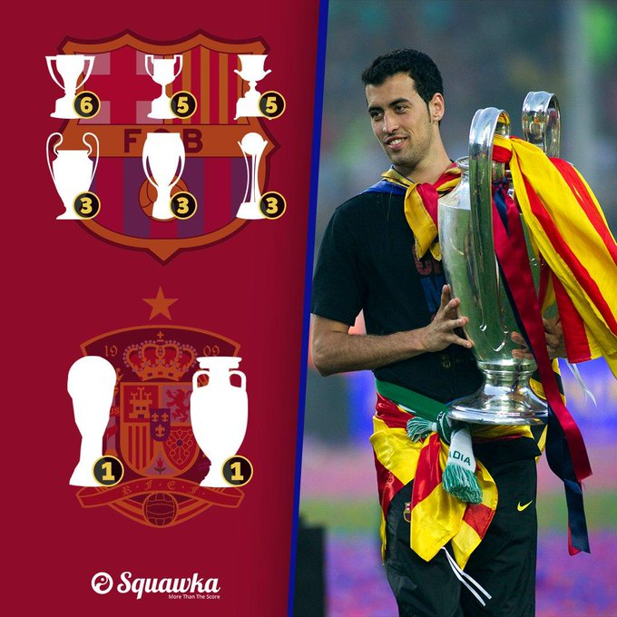 Happy 29th birthday Barcelona\s unsung hero Sergio Busquets Burgos.