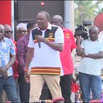 President Uhuru, DP Ruto hold rallies in Malindi and Jomvu
