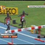 Kenya makes history by record turnout at the IAAF games held at Kasarani Stadium