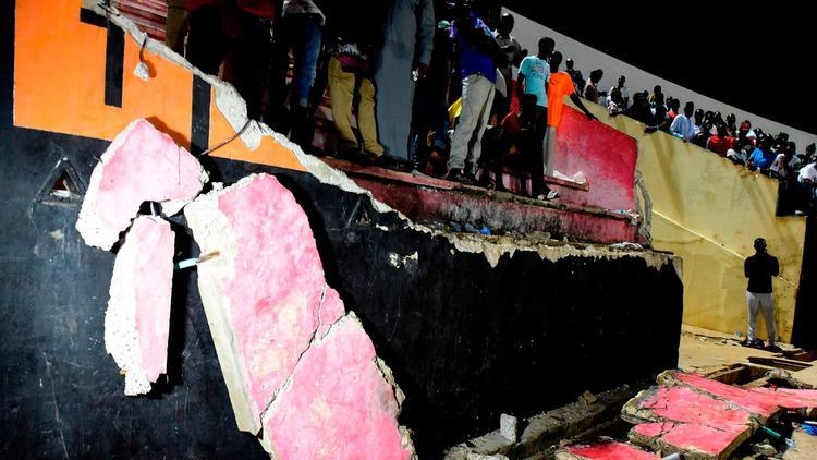 8 killed in soccer stampede in Senegal https://t.co/06oVA24Z86 https://t.co/Vbna4iLwDi