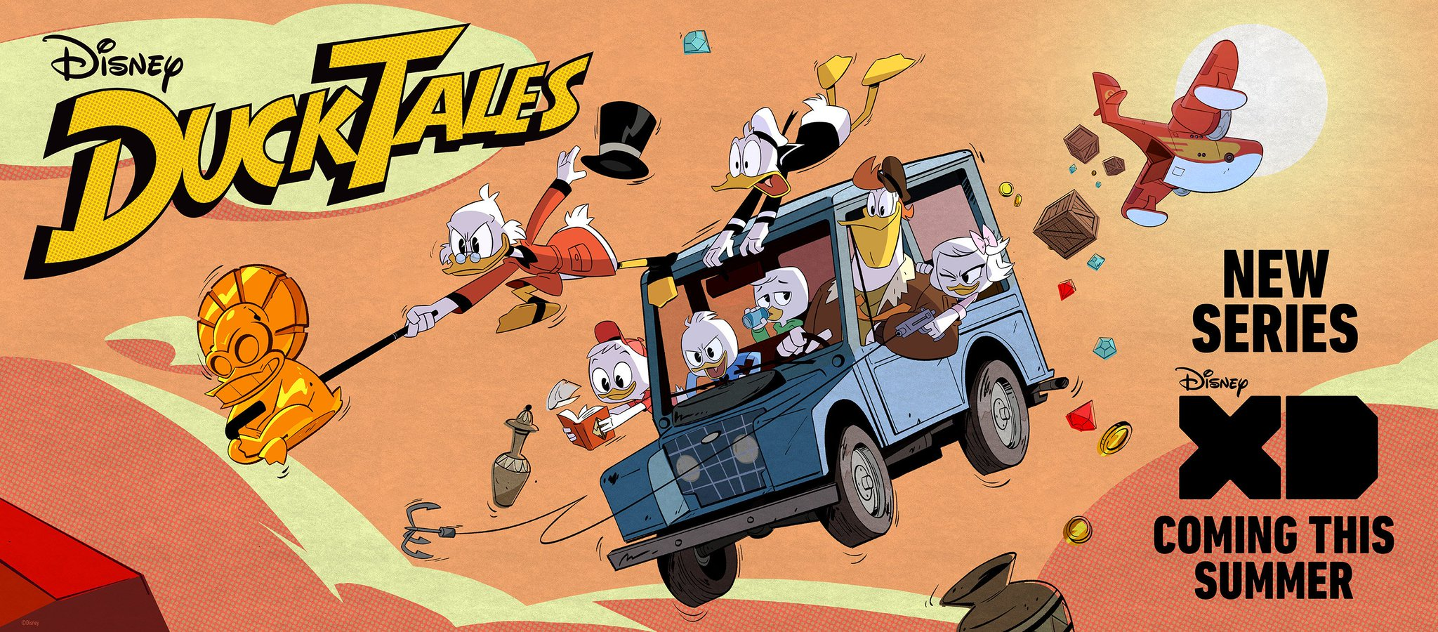 The new #DuckTales will hit all your nostalgia buttons HARD: https://t.co/7HuVh0VKSN https://t.co/M8CgD2Xmg9