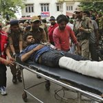 16 Indian pilgrims killed as bus falls into gorge in Kashmir