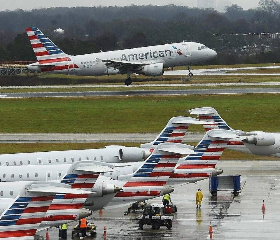 'Passed gas' forces passengers from plane at Raleigh-Durham airp - | WBTV Charlotte