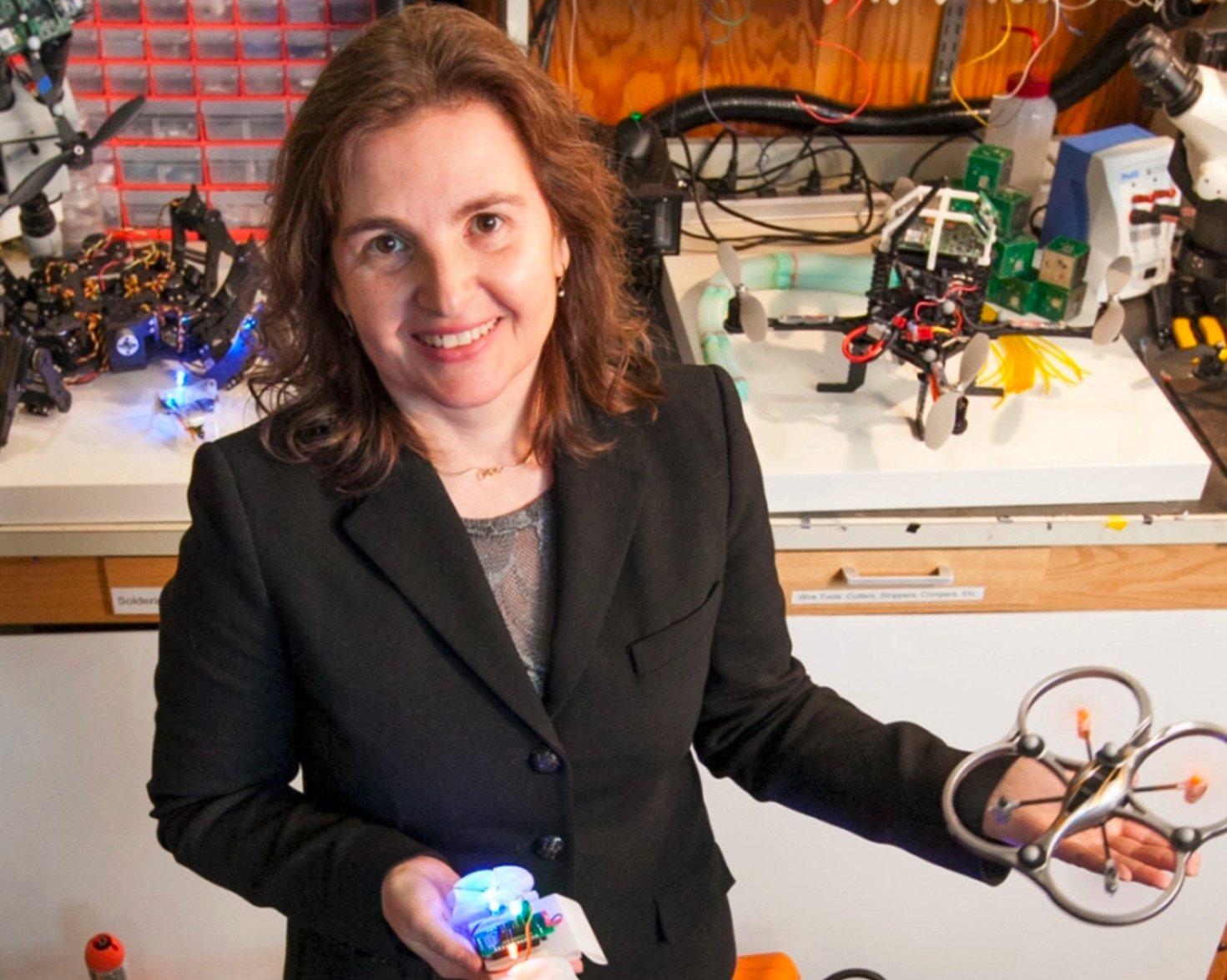 MIT's Daniela Rus is leading a robotics revolution https://t.co/x5ugIzWUHW https://t.co/yQyucebUmN
