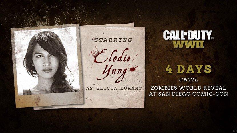 'Call Of Duty: WWII' Nazi Zombies Trailer Leaked, CastAnnounced https://t.co/D67tgRJxbO https://t.co/rzrdsRk1tG