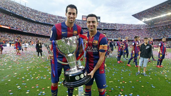 Happy Birthday general Sergio Busquets