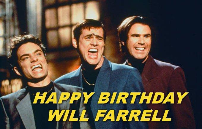 HAPPY BIRTHDAY | Will Ferrell!
