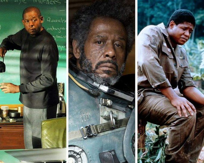 Happy birthday to Forest Whitaker! He\s had some great roles. What\s your favourite?