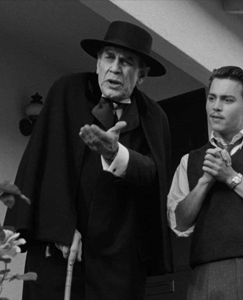 'Everyone can walk and talk... your job is to create magic.'  Martin Landau  1928- July 16, 2017 R.I.P. #actor https://t.co/lznxscZrTP