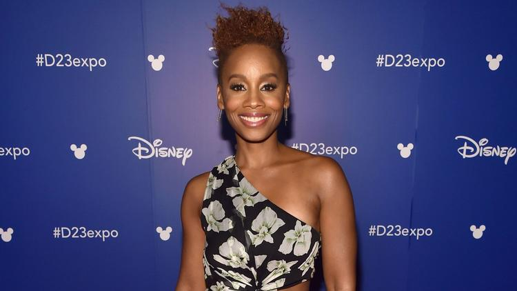 Anika Noni Rose explains the importance of Disney Princess Tiana and her song 'Almost There' https://t.co/1r901evJlH https://t.co/PG1yFdiS5V