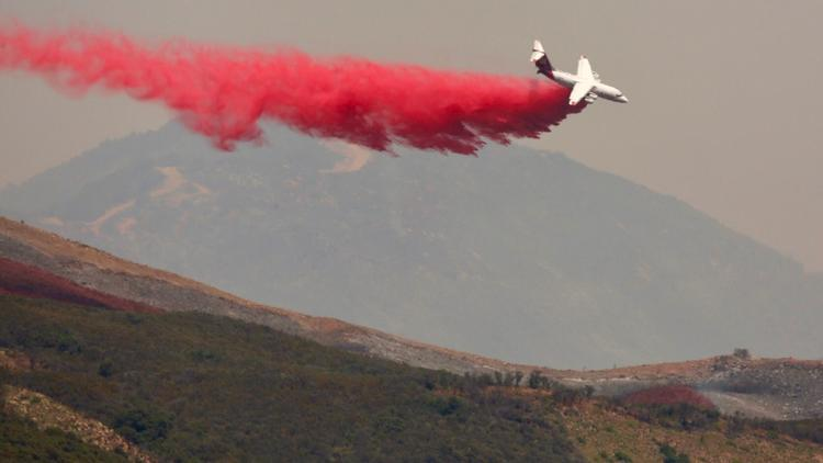 Whittier fire in Los Padres National Forest consumes more than 18,000 acres https://t.co/58pi3ReZFz https://t.co/479nuJZWKM