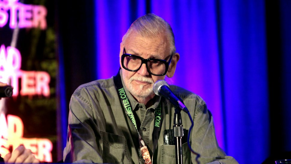 Our fond farewell to #GeorgeRomero, father of the modern zombie, who has left us too soon: https://t.co/GH6fzDgkye https://t.co/9t9otNf2I1