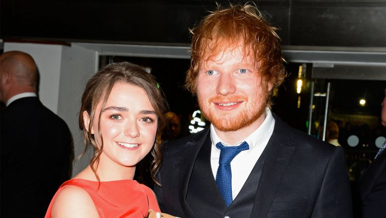 #GameofThrones: Ed Sheeran Lands in Westeros https://t.co/MRIa0oo2Az https://t.co/ct5mWaTOS5