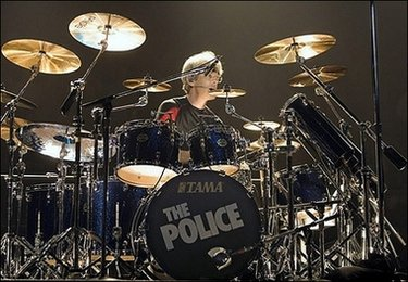 Happy Birthday Stewart Copeland