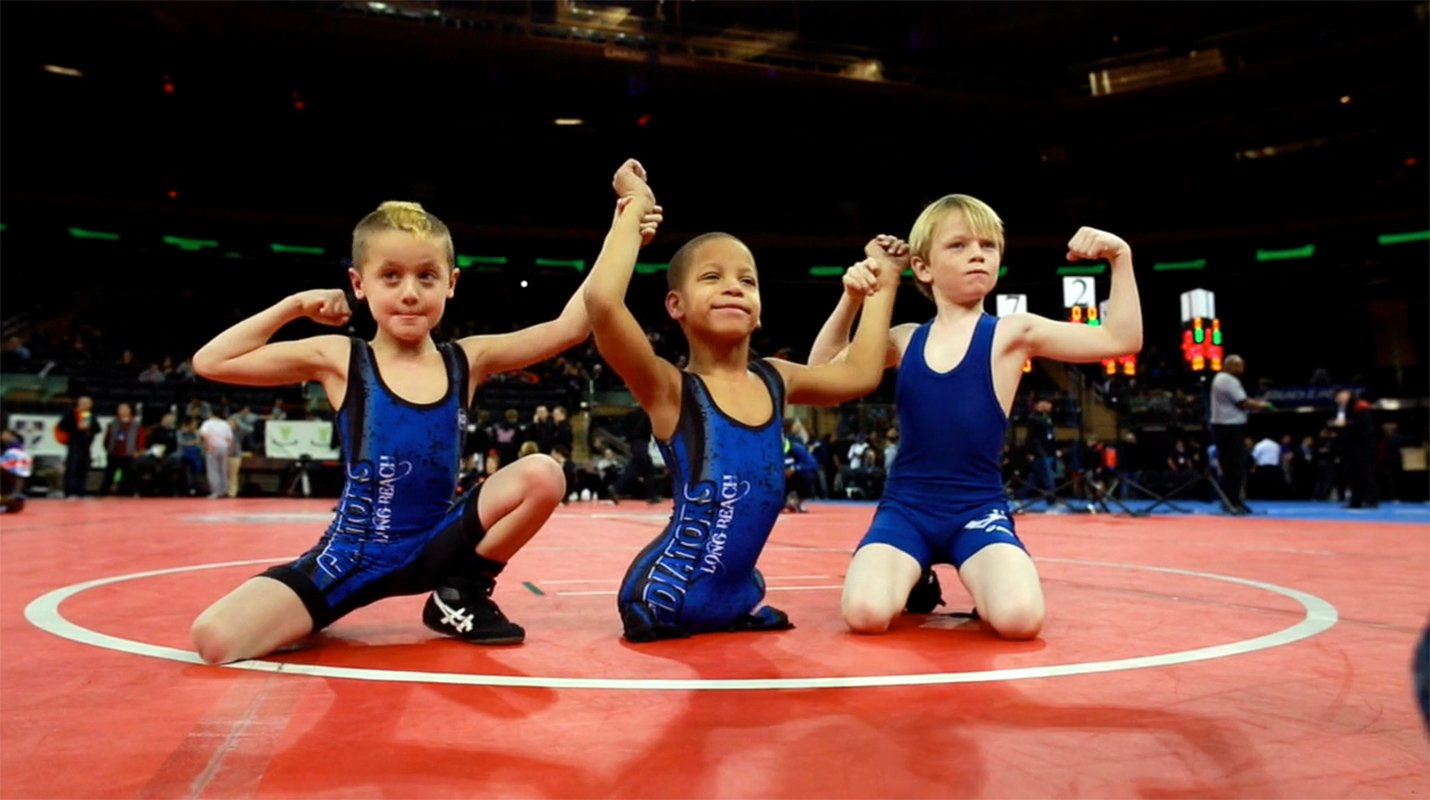 9-year-old born without legs finds success on wrestling team. 'There's no excuses.' https://t.co/aWyAcTih13 https://t.co/cezkPupE6p