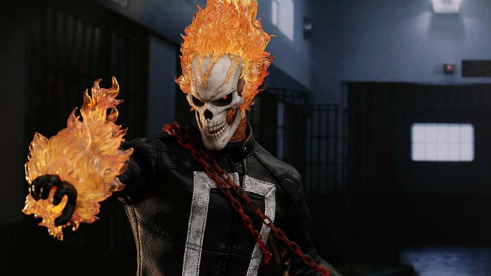 #AgentsOfSHIELD's Ghost Rider gets a figure from #HotToys: https://t.co/cagJKb8XXF https://t.co/nzMtILneQE