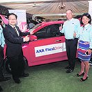 AXA offers Malaysia's first telematic insurance