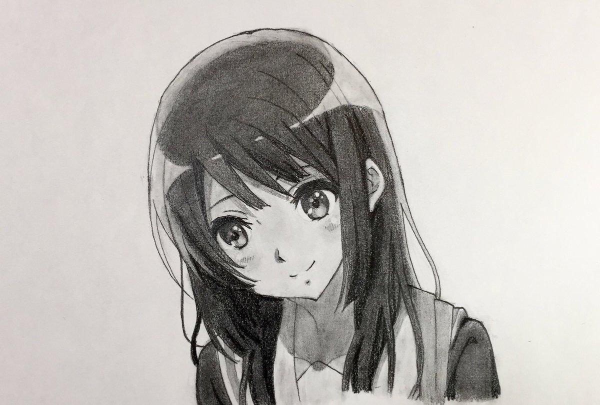 ユーフォキャラで上手くかけた絵4選!#anime_eupho