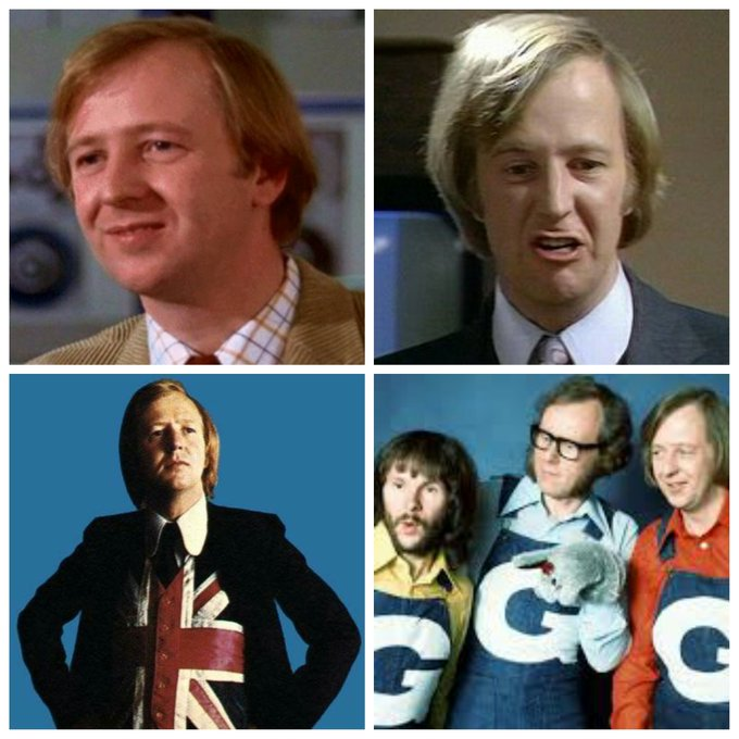 Tim Brooke-Taylor is 77 today, Happy Birthday Tim!