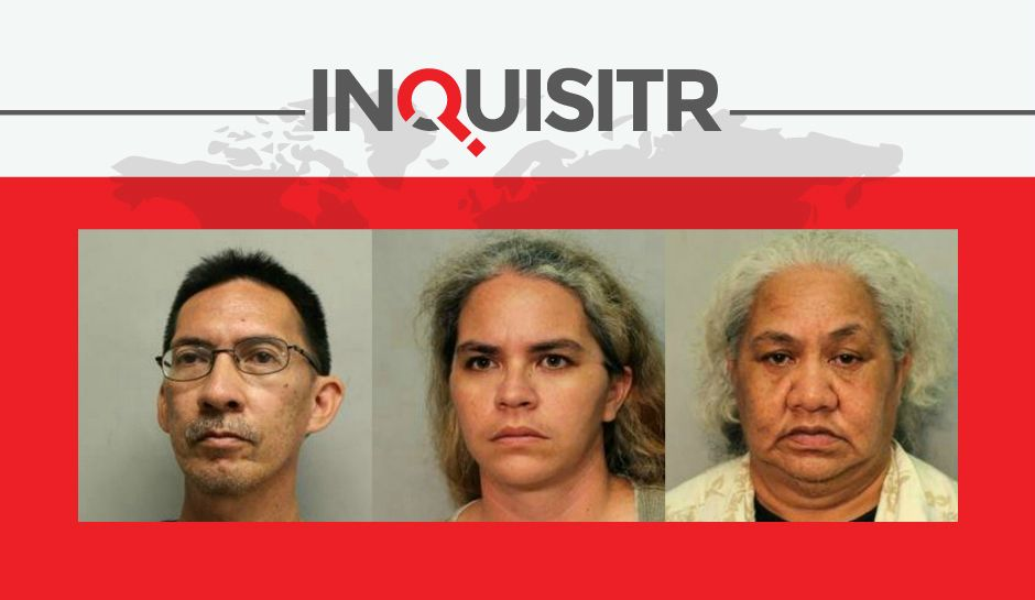 Parents And Grandmother Allegedly Starved Nine-Year-Old To Death, All Three Charged With Murder In Hawaii
