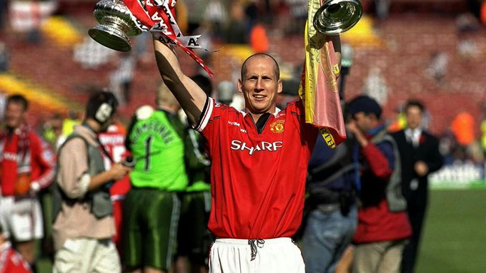Happy Birthday to Jaap Stam, one of the most talented defenders United have had!