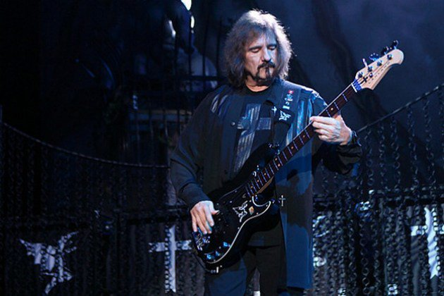 Happy 68th birthday Geezer Butler, the bassist and primary lyricist in