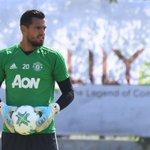 Romero verlengt bij Manchester United