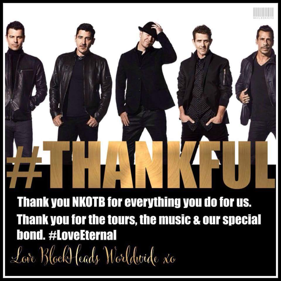 #thankful4nkotb