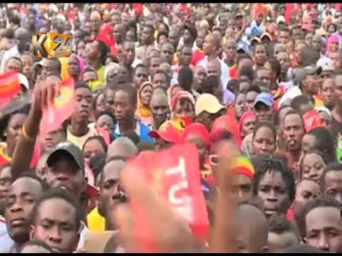 Uhuru na Ruto wamejipigia debe Malindi na Jomvu