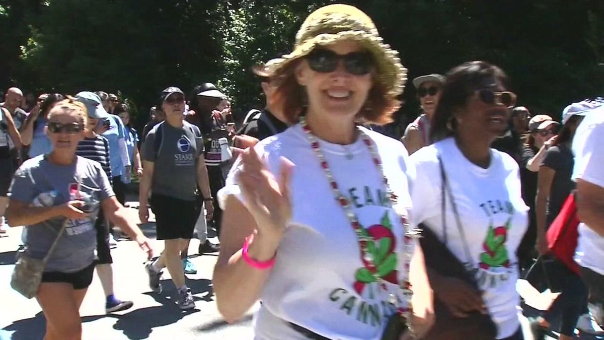 Thousands participate in 2017 AIDS Walk in San Francisco