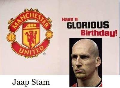Happy birthday Jaap