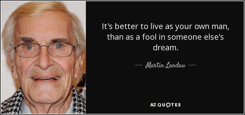 In memory of Martin Landau... https://t.co/ioTO11qzry